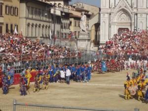 Calcio Storico Firenze