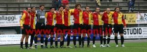Domani Poggibonsi-Foligno decisiva per i play off. Gradinata a 1 euro