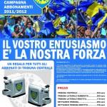 Carrarese, parte la campagna abbonamenti 2011/2012