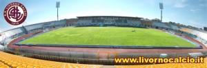 Stadio Armando Picchi (foto www.livornocalcio.it)
