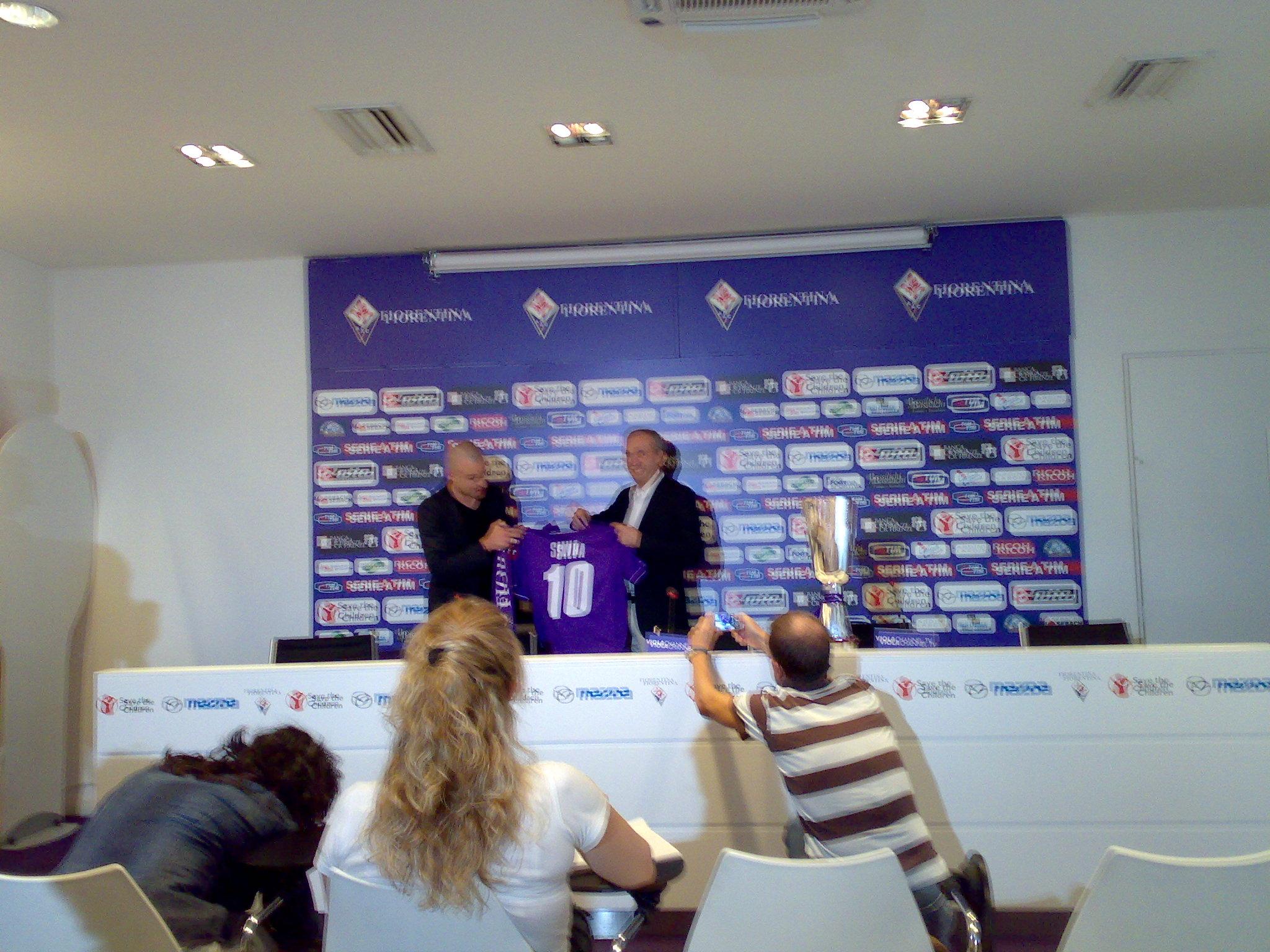 Fiorentina, El Tanque: mi ispiro a Batistuta