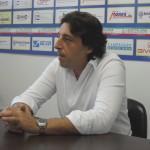 Fabio Oppicelli, presidente della Carrarese
