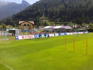 Ritiro Val di Fassa (Fiorentina)