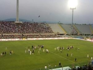 Stadio Franchi (Fiorentina-Udinese)