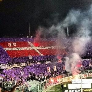 Stadio Franchi (Curva Fiesole) - Fiorentina