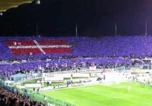 Stadio Franchi coreografia (Fiorentina)