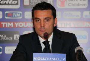 Montella - Fiorentina
