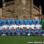 Prato, la Tribuna Centrale in ricordo di Marcello Biancalani