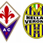 Fiorentina-Verona logo
