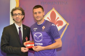 Pasqual (Fiorentina) - FOTO MAURIZIO RUFINO