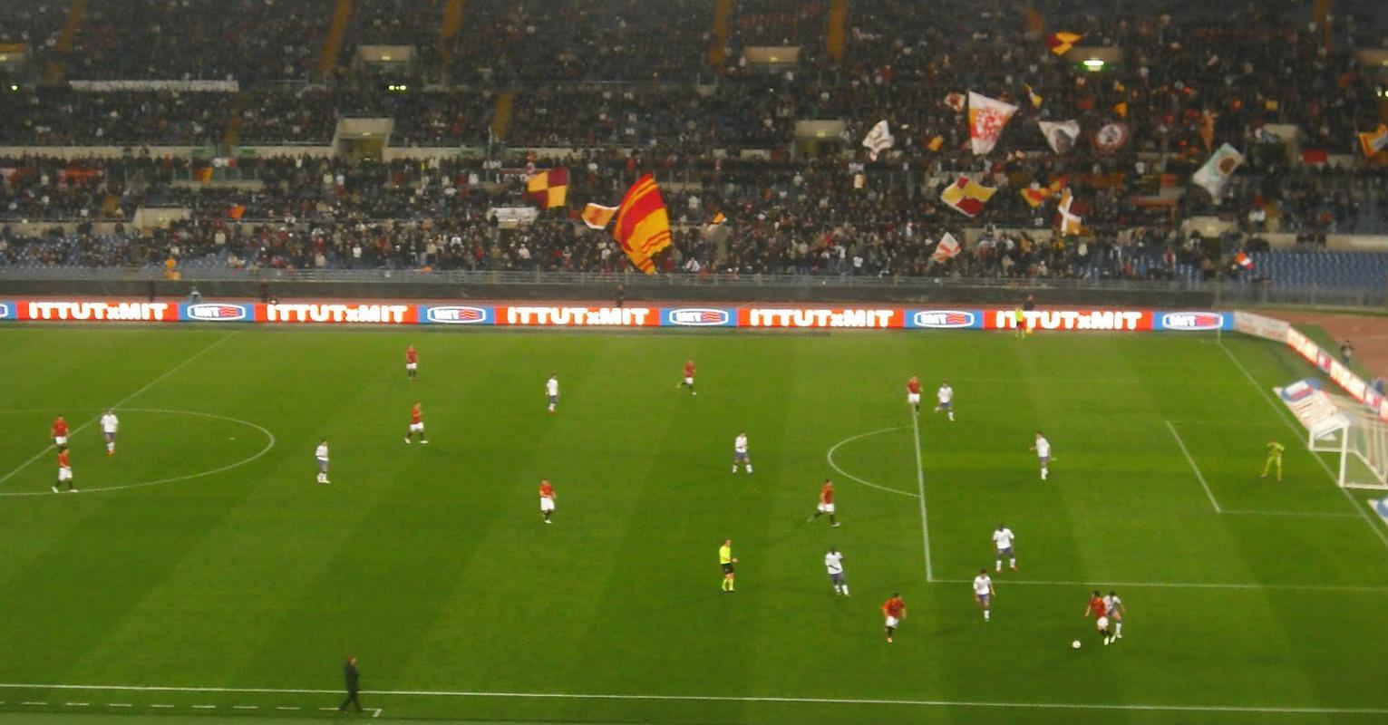 Roma Fiorentina Olimpico