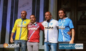 Maglie Empoli (© Empoli FC)