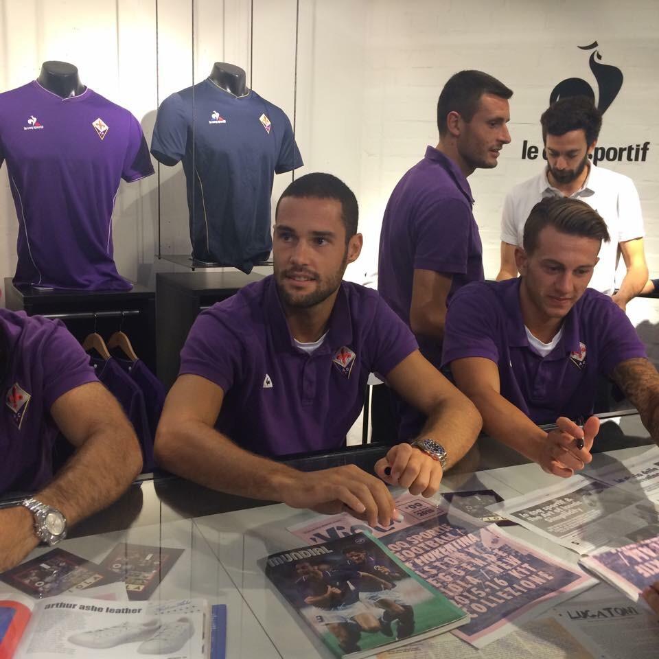 Suarez - Bernardeschi - Fiorentina (Calciotoscano©)
