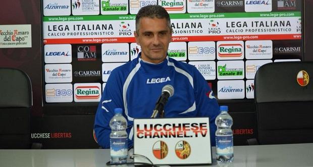 Lopez allenatore Lucchese