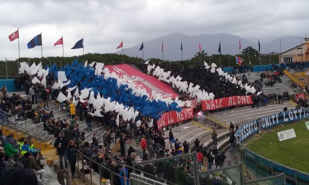 pisa stadio tifosi