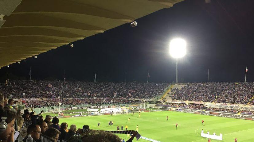Fiorentina Roma Stadio Franchi Fiesole