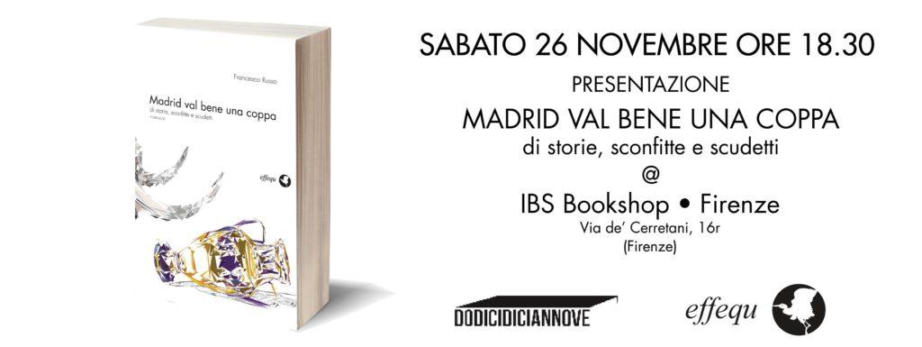 Madrid val bene una coppa • di storie, sconfitte e scudetti (presentazione)