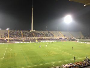Fiorentina PAOK (Franchi Europa League)